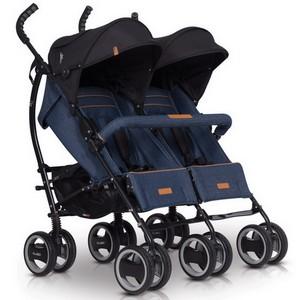 EASYGO DUO COMFORT wózek bliźniaczy