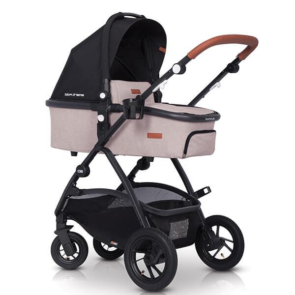 Wózek 2w1 EasyGO OPTIMO AIR 3