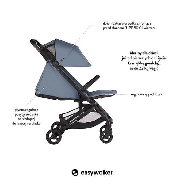 Wózek spacerowy Easywalker MILEY 3