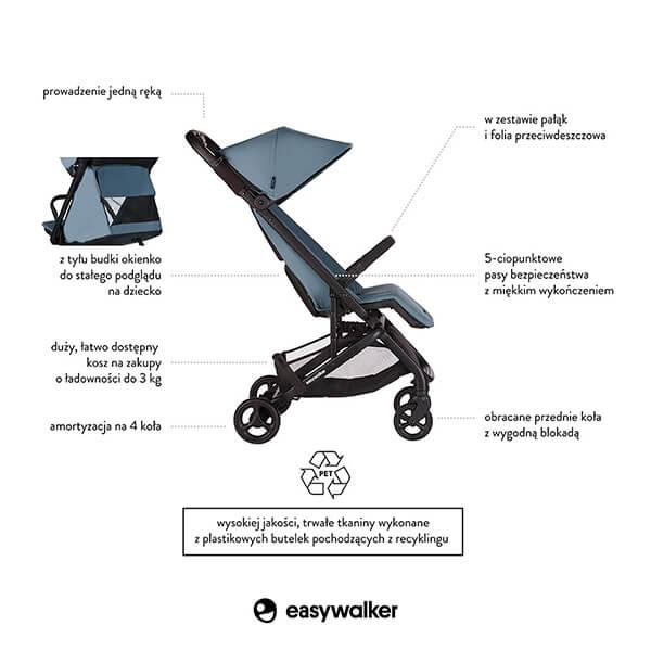 Wózek spacerowy Easywalker MILEY 4