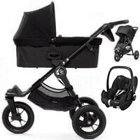 Wózek 3w1 BABY JOGGER CITY ELITE + fotelik Maxi Cosi PEBBLE PRO