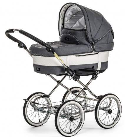 Wózek Mondial Duo Comb de LUXi