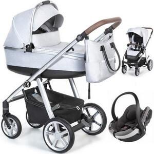 Wózek 3w1 ESPIRO NEXT AVENUE + fotelik BeSafe iZi GO MODULAR I-SIZE