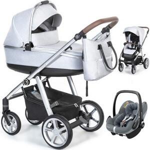 Wózek 3w1 ESPIRO NEXT AVENUE + fotelik Maxi Cosi PEBBLE PRO
