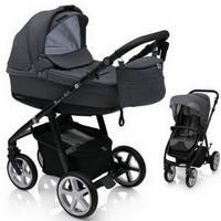 Wózek dziecięcy 2w1 ESPIRO NEXT FLOW + torba pielęgnacyjna