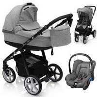 Wózek 3w1 ESPIRO NEXT FLOW + fotelik Maxi Cosi CITI + torba