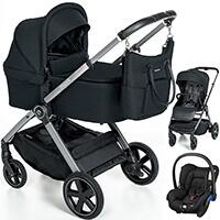 Wózek 3w1 Espiro ONLY + fotelik Maxi Cosi CITI