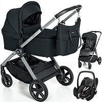ESPIRO ONLY wózek 3w1 z fotelikiem CYBEX CLOUD Z i-Size