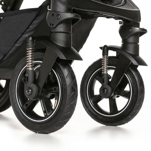 Wózek spacerowy ESPIRO SONIC AIR pompowane koła 5