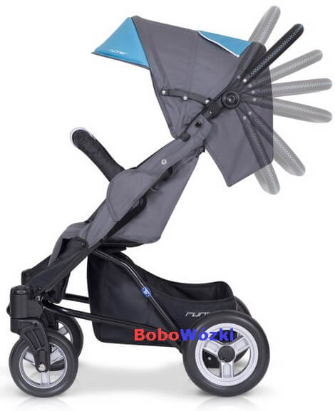 Euro-Cart Runner wózek złożony