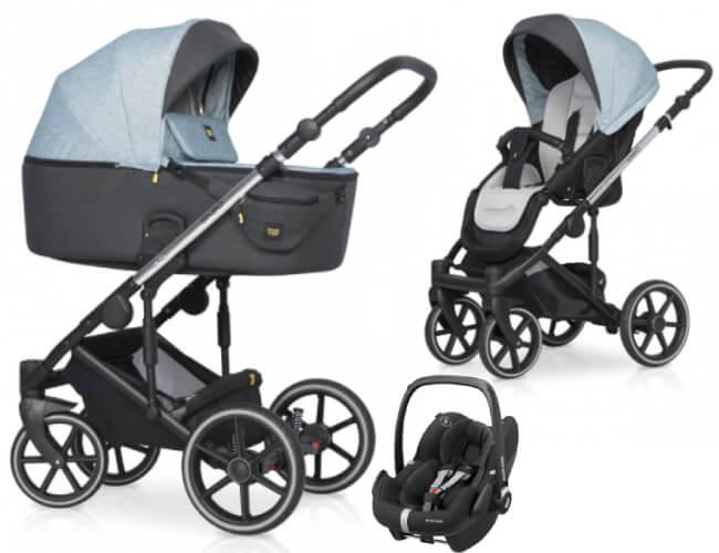 Wózek 2w1 Expander EXEO 1