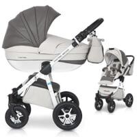 Wózek dziecięcy 2w1 EXPANDER MONDO ECCO + torba pielęgnacyjna