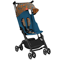 GB POCKIT + All-Terrain Fashion wózek spacerowy