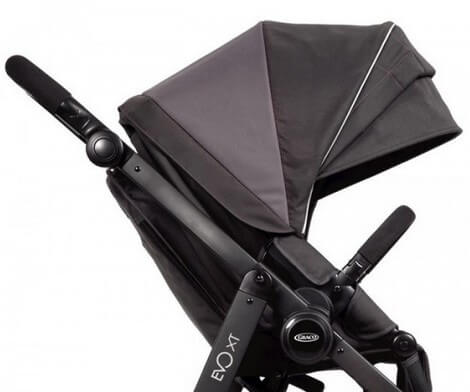 Graco Evo XT budka