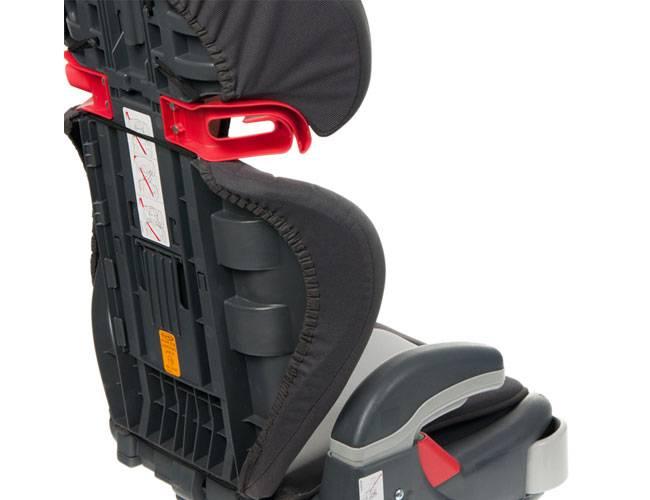 GRACO JUNIOR MAXI automobilinė kėdutė 15-36 kg vaikams 3