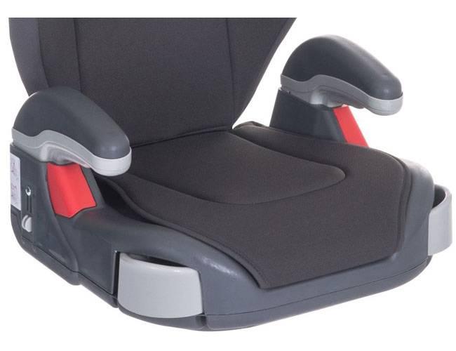 GRACO JUNIOR MAXI automobilinė kėdutė 15-36 kg vaikams 4