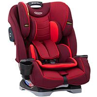 Fotelik samochodowy Graco SLIMFIT 0-36 kg