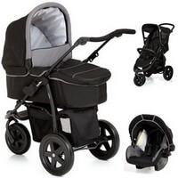 Wózek 3w1 HAUCK VIPER TRIO SET + fotelik samochodowy
