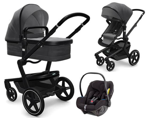 Wózek 3w1 JOOLZ DAY 3 + fotelik Maxi Cosi PIXEL