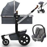Wózek 3w1 JOOLZ DAY 3 STUDIO + fotelik Maxi Cosi CABRIO FIX