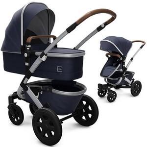 Wózek dziecięcy 2w1 JOOLZ GEO 2 MONO BLUE