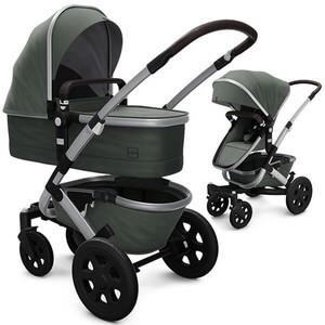 Wózek dziecięcy 2w1 JOOLZ GEO 2 MONO GREEN