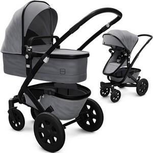 Wózek dziecięcy 2w1 JOOLZ GEO 2 MONO GREY