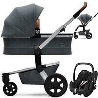 Wózek 3w1 JOOLZ HUB + fotelik Maxi Cosi PEBBLE PRO