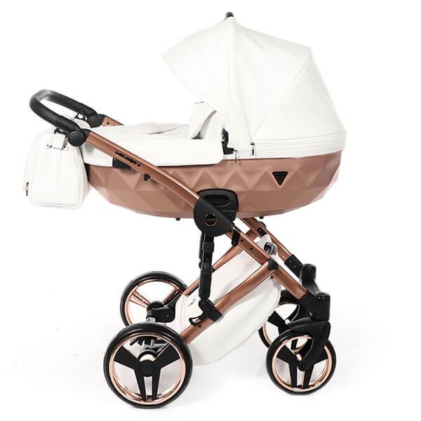 Wózek 2w1 Junama MIRROR 3