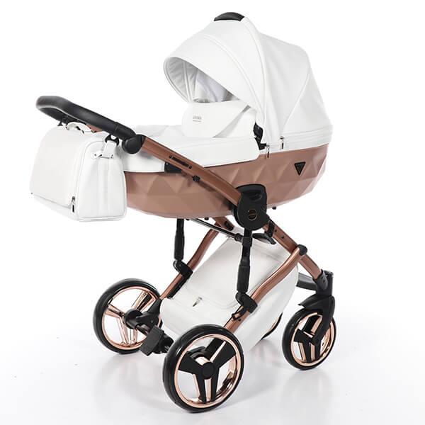 Wózek 2w1 Junama MIRROR 4