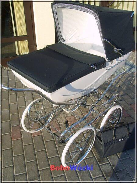 Wózek Kensington Silver Cross z torbą