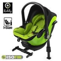 Fotelik samochodowy KIDDY EVOLUNA I-SIZE dla dzieci  0-13 kg
