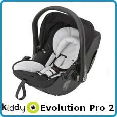 Kiddy fotelik samochodowy Evolution Pro 2 dla dzieci 0-13kg