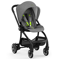 Wózek spacerowy KIDDY EVOSTAR LIGHT 1 Grey Melange