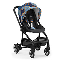 Wózek spacerowy KIDDY EVOSTAR LIGHT 1 Urban Camo