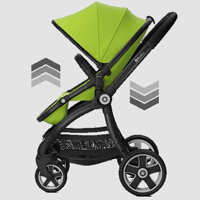 Kiddy EVOSTAR 1 wózek spacerowy 2