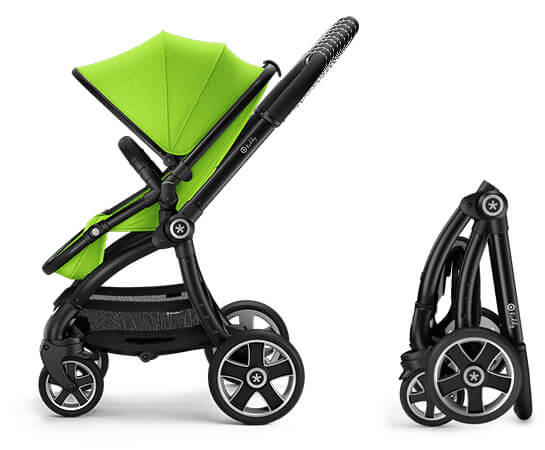 Kiddy EVOSTAR 1 wózek spacerowy 3
