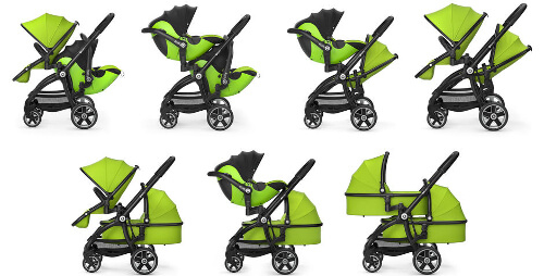 Kiddy EVOSTAR 1 wózek spacerowy 6