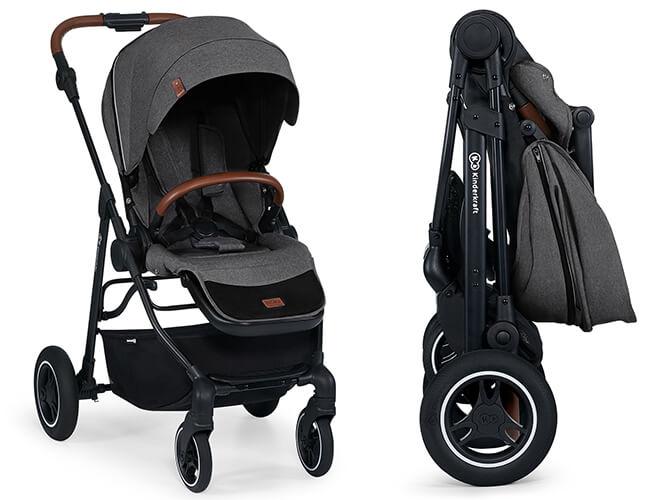 Wózek spacerowy Kinderkraft ALL ROAD 1