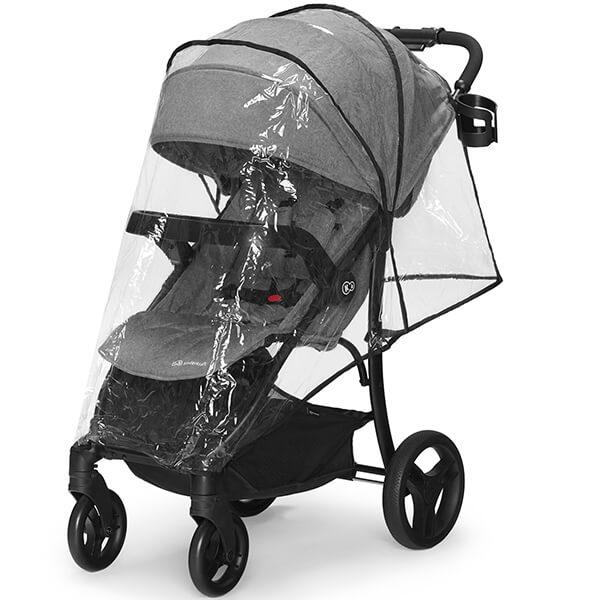 Wózek spacerowy Kinderkraft CRUISER 3