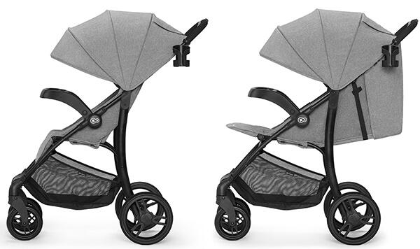 Wózek spacerowy Kinderkraft CRUISER 4