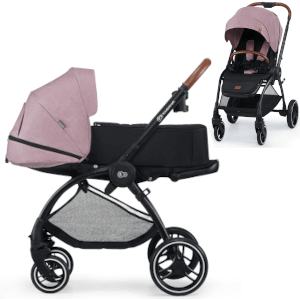 KINDERKRAFT EVOLUTION Cocoon wózek 2w1