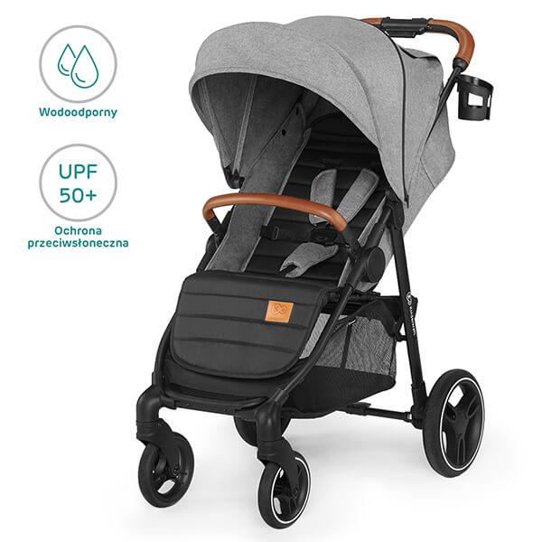 Wózek spacerowy Kinderkraft GRANDE LX 2