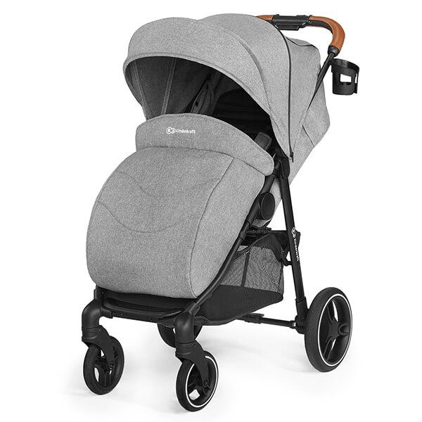 Wózek spacerowy Kinderkraft GRANDE LX 4