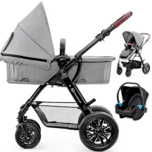 KINDERKRAFT MOOV wózek 3w1