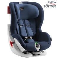 Fotelik samochodowy BRITAX ROMER KING II LS dla dzieci 9-18 kg