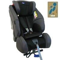 Fotelik samochodowy KLIPPAN CENTURY RWF dla dzieci o wadze 9-25 kg