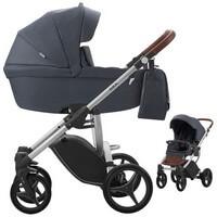 Wózek dziecięcy 2w1 BEBETTO LUCA + torba pielęgnacyjna