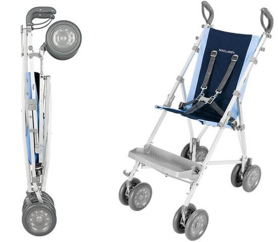 Maclaren wózek spacerowy