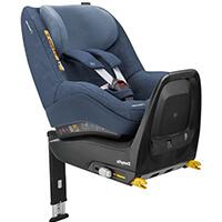 Fotelik samochodowy RWF MAXI COSI 2wayPEARL dla dzieci 9-18kg + baza 2wayFIX